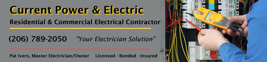 Seattle Electrical Contractor Electrician